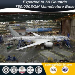 La norma ASTM Pre fabricadas por el material de estructura de acero de ingeniería