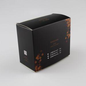 고급 제품을%s 가벼운 입술 래커 Kraft 주문을 받아서 만들어진 화장품 종이상자
