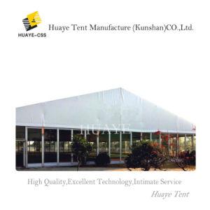 40m Piscina grande evento de exposições em PVC branco tenda para venda