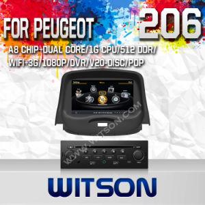 peugeot 206 w2-d744p