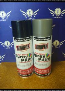 Aeropak Leuchtstoffchrom-Effekt-Spray-Lack