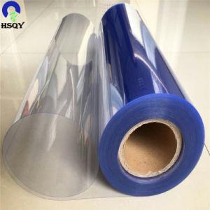 Film transparent en PVC de haute qualité, le PVC souple Film, Film PVC