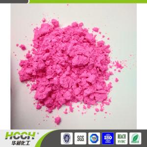 Sapata de pó para pigmento rosa