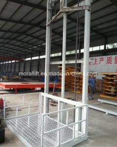 Tipo Chain idraulico elevatore verticale del trasporto di 2000kg (SJD)