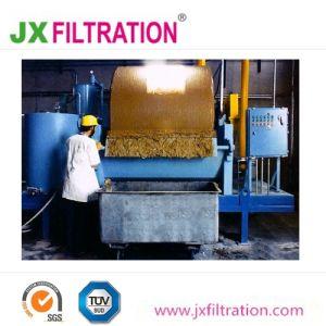 Filtre à tambour vide rotatif pour l'industrie chimique