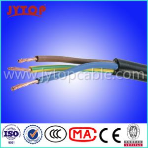 300/500V Flexible Wire H05VV-F 3G1.5mm2