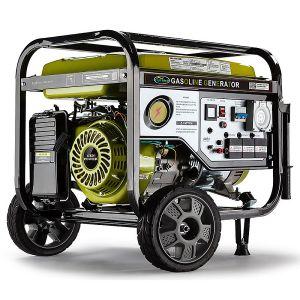 2.0kw 100%Copper Benzin-Generator mit Rädern