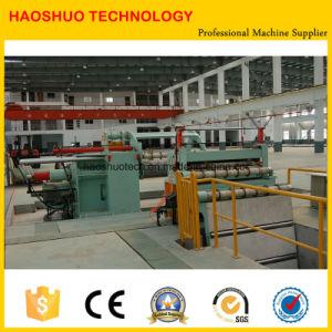 Het Roestvrij staal dat van de goede Kwaliteit Machine scheurt
