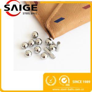 Commerce de gros de haute précision en acier chromé sphère E52100