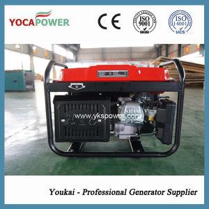 2kVA cylindres essence unique/générateur de puissance électrique de l'essence