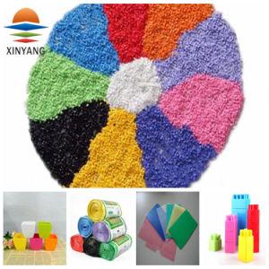Colore bianco Masterbatch di autenticazione di RoHS per la coloritura di plastica dei prodotti