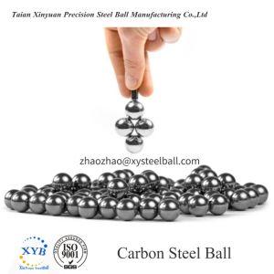 Sfera del acciaio al carbonio della sfera per cuscinetti con lo standard di AISI 1085