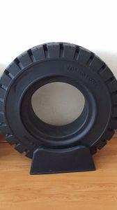 Carretilla elevadora 7,00-12 resistente sólido Neumáticos para la aplicación de alta intensidad