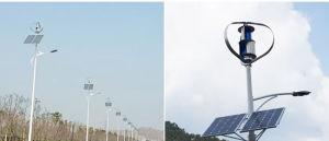 800W Eixo Vertical pequenas turbinas eólicas no mercado interno do tipo T4