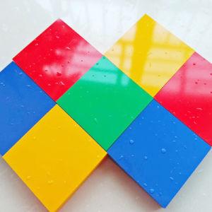 Строительный материал ПВХ из пеноматериала с системной платой размер и цвет деловых обедов
