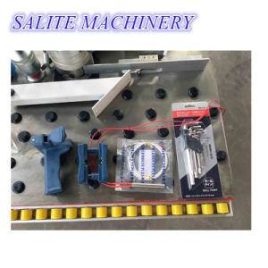 ISO9001木工業機械装置MD607のハイエンド優れた手動端のバンディング機械