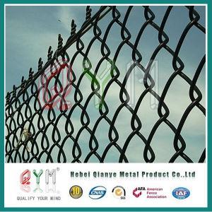 Metall verwendetes Kettenlink-Zaun-Stahlkettenlink-Ineinander greifen Rolls
