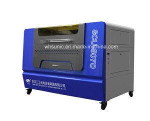 木工業のためのガラスレーザーの二酸化炭素の彫版機械