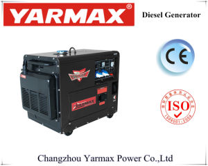 generatore diesel a basso rumore di monofase 50Hz