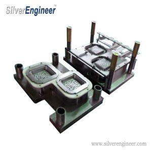 ذكيّة [ألومينوم فويل] وعاء صندوق يجعل آلة لأنّ [فوود بكينغ] [سلفرنجنير] ([سك-63ا])
