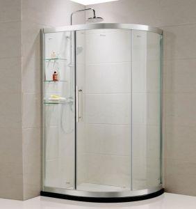 Fornecedor de fábrica design de casa de banho com duche de perfil de alumínio Enclosure
