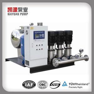 지적인 수직 승압기 펌프 물 공급 장비