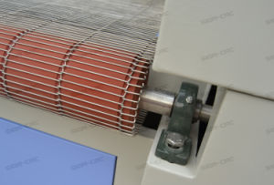 二酸化炭素レーザーロールファブリックか織物の自動打抜き機