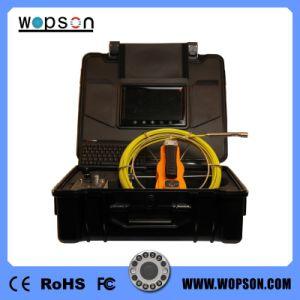 Digital de alta calidad de Detección de alcantarillado y de la Cámara de inspección con cabeza de 17mm
