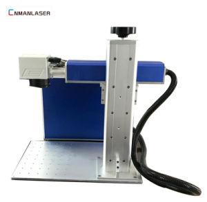 MiniLaser die van de Datum van de Printer van de Kabel van de Emblemen van flessen de Online Machine merken