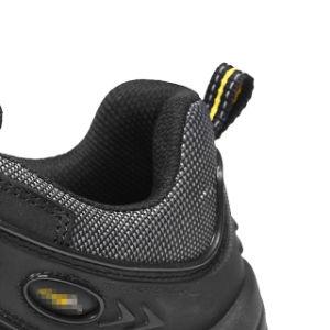 La Construcción de suela PU de cuero nobuck Calzado de seguridad