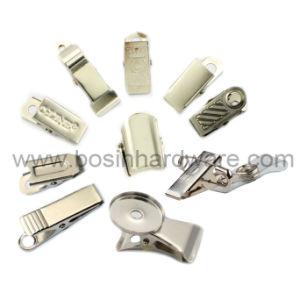 Clip della scheda di identificazione del metallo del PVC