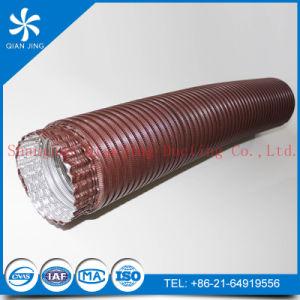 Tubo de alumínio flexível Semi-Rigid para o aquecedor (4x 2', 4 Parafusos)