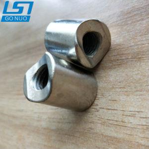 Connecteur cylindrique de l'écrou de l'écrou du manchon spécial
