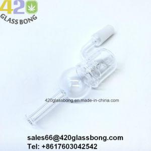 Cuarzo embriagador Banger/Uña/Recipiente para las plataformas petrolíferas plataformas/Waterpipes/DAB 14mm/18mm hembra/macho articulación con el domo Carbcap gratis