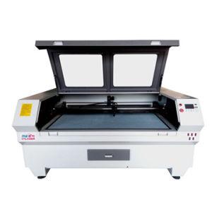 Os tecidos têxteis couro máquina de corte a laser
