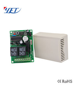 12V/24V Двухканальный приемник приемник контроллера 402 PC-V2.0