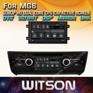 Tela de Toque do Windows Witson aluguer de DVD para Mg6