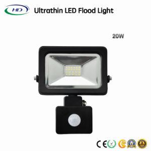 PIRセンサーが付いている20W SMD LEDの洪水ライト