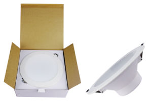 6' y regulable Non-Dimmable Downlight LED IP44.