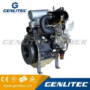 Changchai 3シリンダー水によって冷却されるディーゼル機関22HP/3600rpm