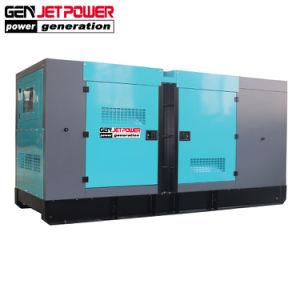 Elevador eléctrico de bateria de 24V 150kVA potência nominal de 120kw silenciosa do Gerador do Motor Diesel