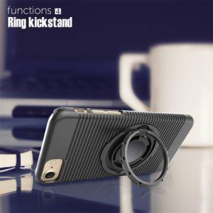 iPhone 7/8/Xのための1つの台紙の箱の熱く細い装甲箱の携帯電話カバーに付き8つ