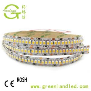 Doppia striscia di riga 4000K LED di IP20/Waterproof 5m 1200LEDs 3528 SMD 240LED/M