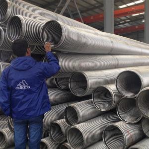 Tubo flessibile anulare personalizzato del metallo flessibile