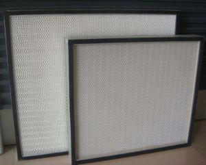 Mini-Pleat Filtro de aire HEPA H14 de FFU