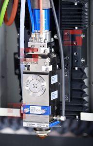 Tagliatrice del laser della fibra di CNC per per il taglio di metalli