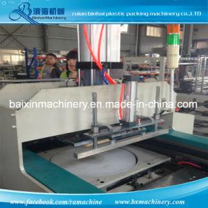 El calor de alta velocidad de corte Camiseta bolsa de plástico que hace la máquina