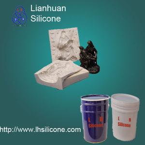 Gomma della statua dell'intonaco/di silicone del liquido della riproduzione RTV m. 20 pezzo fuso della scultura