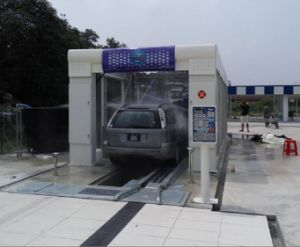 トンネルのタイプ自動車のクリーニングの洗浄機械