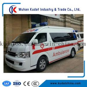 Автомобиль скорой помощи для транспортировки пациента Си5038xjhl